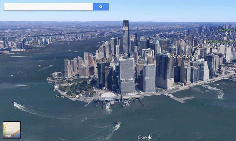 El nuevo Google Maps